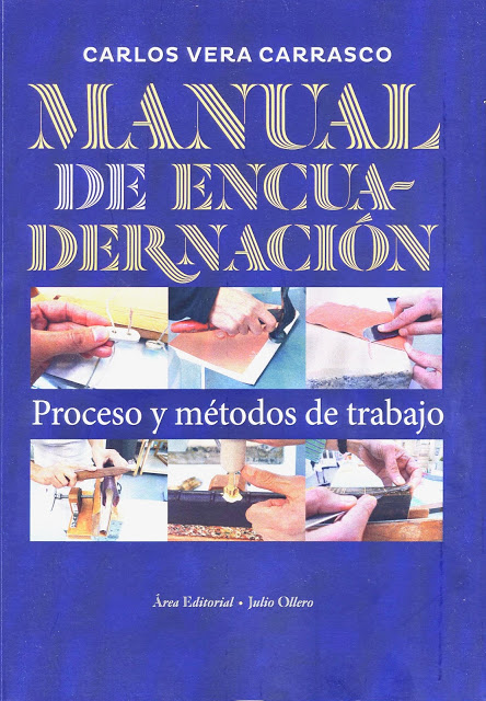 manual de encuadernacion-carlos vera carrasco